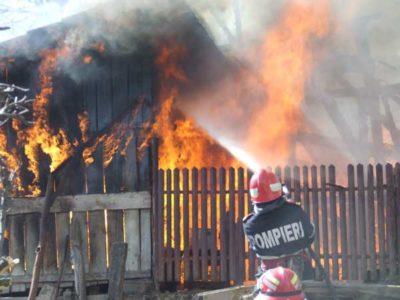 Incendiu la Strejeşti, OLT