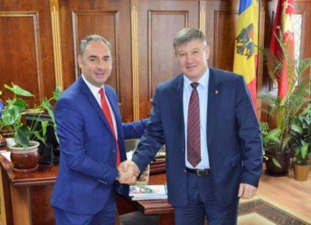 Judeţul Gorj s-a înfrăţit cu Raionul Sîngerei din Republica Moldova