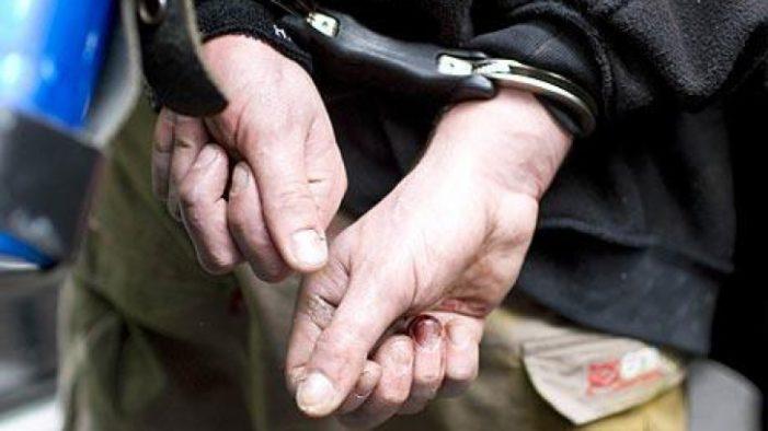 Valcea: Condamnat pentru furt, depistat de politisti si incarcerat