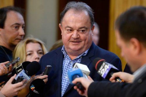 Vasile Blaga, audiat la DNA
