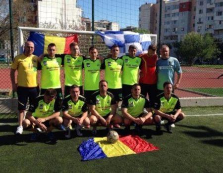 Echipa de fotbal a IPJ Dolj din nou pe podium în Bulgaria