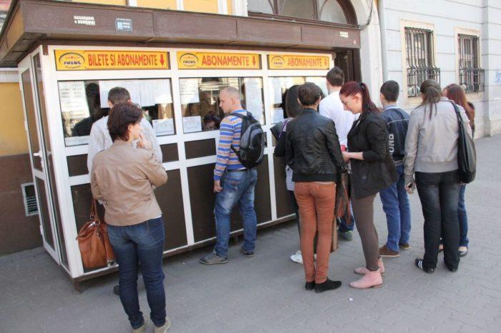 Olt: Un nou punct de vânzare abonamente aferent liniilor de transport în comun din Slatina