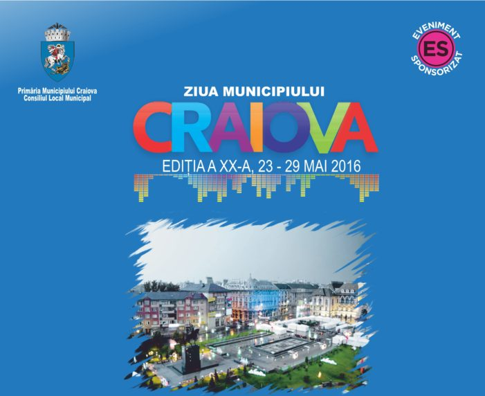 Zilele Craiovei:  programul manifestarilor pentru joi si vineri