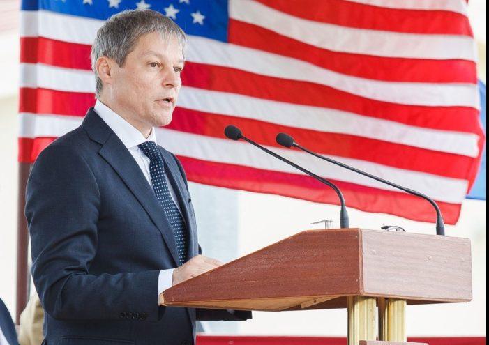 Dacian Cioloș s-a intalnit cu Joseph Biden, vicepreședintele SUA