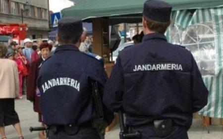Mehedinți: Craioveancă sancționată de jandarmi în Târgul Veterani