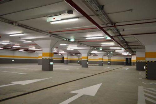 Primaria Craiova inaugureaza parcarea subterană