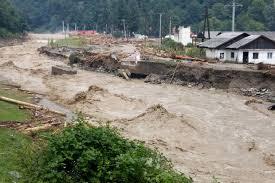 Vâlcea: 17 localităţi, afectate de inundaţii