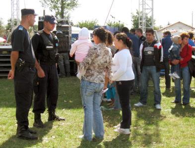 Mehedinți : Jandarmii vor asigura ordinea la manifestările organizate pe raza județului Mehedinți, ocazionate de sărbătoarea Rusaliilor