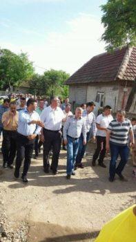 PNL Dolj: Ștefan Mitrani și echipa sa vor schimba fața localității Unirea