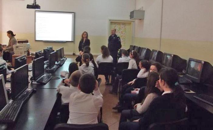Acțiune de prevenire a consumului de droguri la Liceul Teoretic 'Victor Gomoiu' din orașul Vînju Mare
