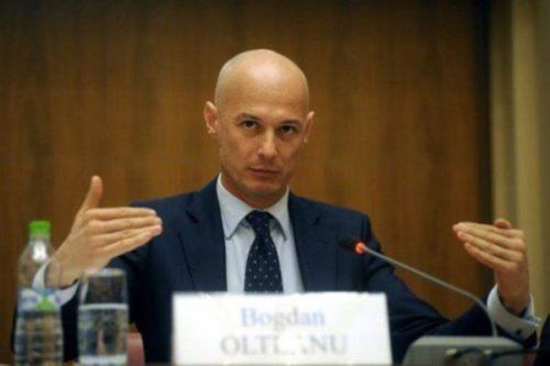 Viceguvernatorul BNR Bogdanu Olteanu a fost retinut de DNA