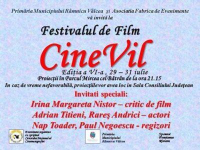 Astazi debutează cea de-a VI- a ediție a Festivalului de Film CineVil