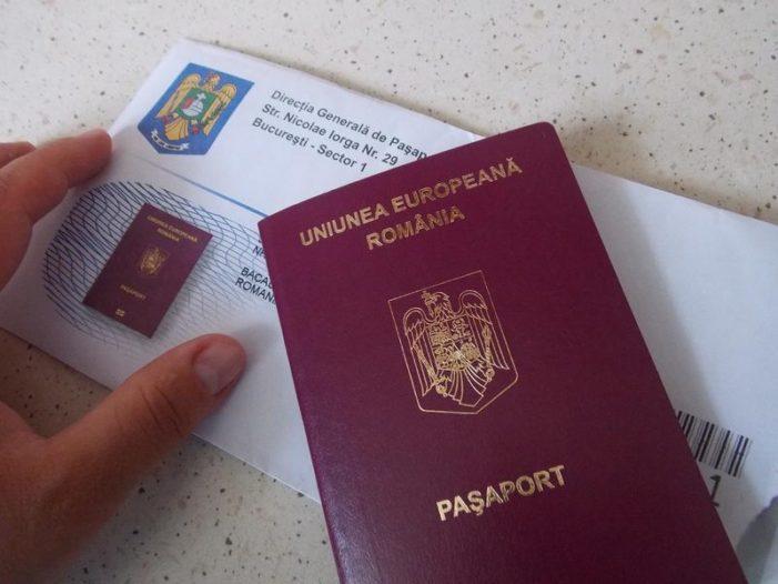 Noua lege privind prelungirea termenelor paşapoartelor electronice a fost adoptată