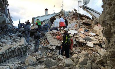 Guvernul acorda sprijin cetățenilor români afectați de cutremurul din Italia