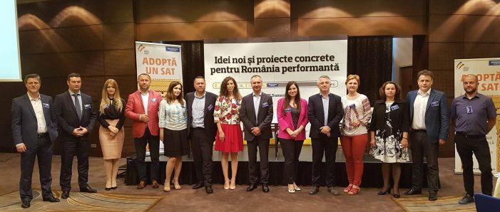Conferințele regionale Antreprenorești – Adoptă un Sat!  ajung în septembrie la Craiova