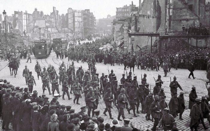 """Cu prilejul împlinirii a 100 de ani de la intrarea României în Primul Război Mondial, militarii Brigăzii 2 Infanterie """"Rovine"""" vor trece din nou Carpaţii"""