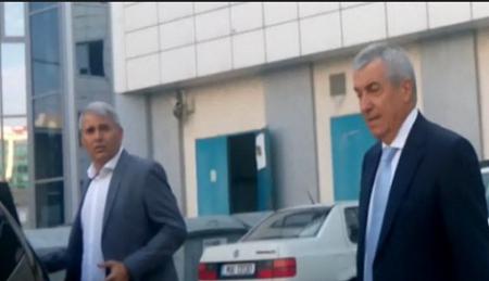 Doi lucrători din cadrul Direcției Permise, sancţionaţi cu mustrare scrisă pentru favorizarea lui Călin Popescu Tăriceanu