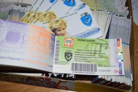 Olt: Primăria municipiului Slatina va amenaja zece puncte unde se vor distribui și depune cereri pentru acordarea de Tichete sociale