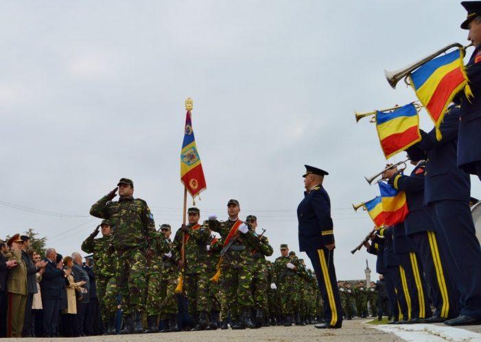 Mesajul vicepreședintelui Consiliului Județean Dolj  Cosmin Vasile cu prilejul Zilei Armatei României