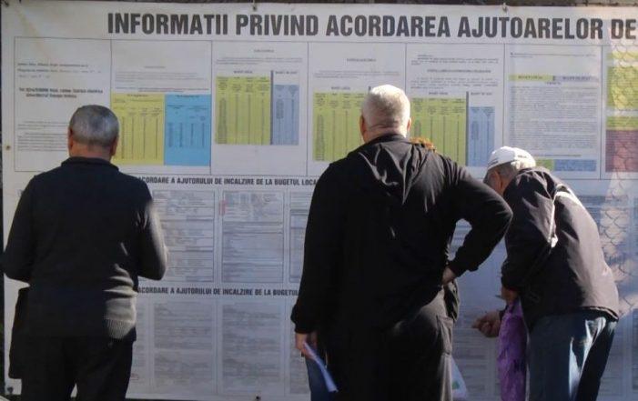 Gorj: Primăria municipiului Târgu-Jiu primește cereri pentru ajutorul de încălzire