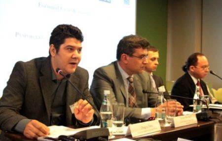 Dragoș Dinu, noul ministru al Fondurilor Europene