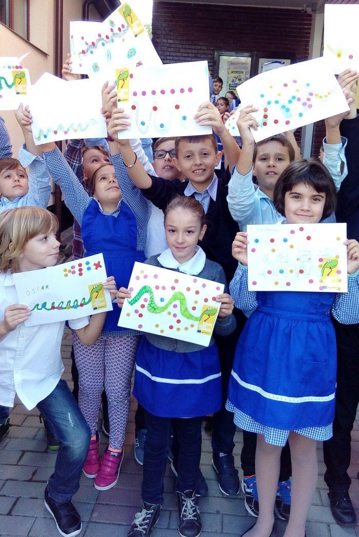 629 elevi din Râmnicu Vâlcea participanţi la a treia ediţie OSCAR, ŞARPELE HOINAR