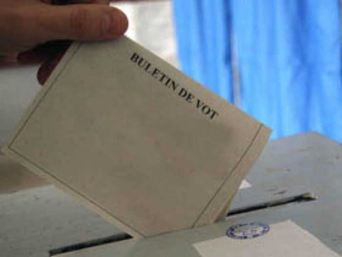 Valcea se pregatestede alegeri! Prefectura a ridicat buletinelede vot de la Tipografia din Craiova