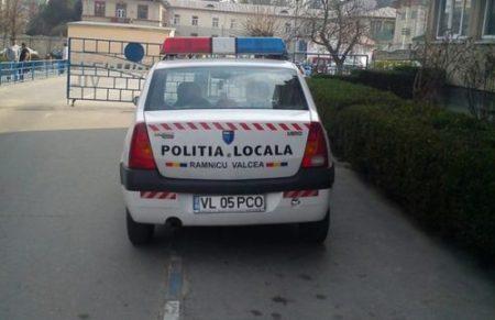 Ramnicu Valcea: Poliţia Locală i-a prins pe spărgătorii de automate de cafea