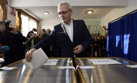 Liviu Dragnea: Am votat pentru creşterea economiei, pentru locuri de muncă, pentru mai mulţi bani în buzunarele românilor, pentru pensii şi salarii mai mari!
