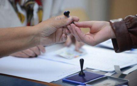 ALEGERI Parlamentare 2016: : Prezenţa la urne până la ora 13.00