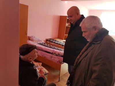 Constantin RĂDULESCU: Oamenii necăjiți și bolnavi ocrotiți în centrele DGASPC Vâlcea, trebuie să beneficieze de întreaga noastră atenție și implicare!