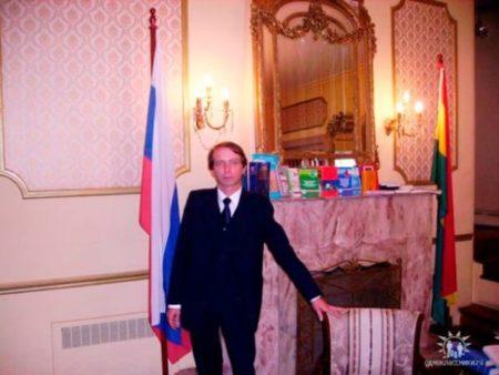 Rusia in alerta: Un alt diplomat a fost asasinat