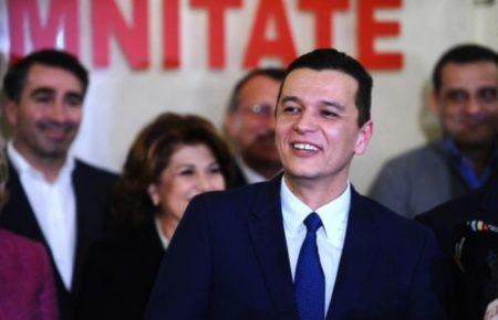 Sorin Grindeanu, noul presedinte ANCOM