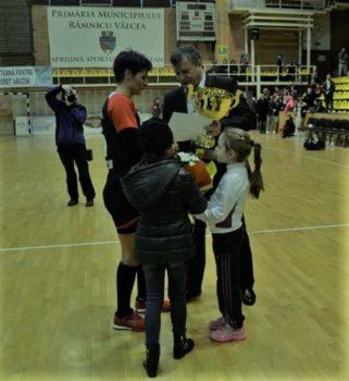 HCM Râmnicu Vâlcea a câștigat Memorialul Constantin Tită!