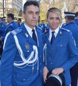 Patru studenți ai Academiei de Poliție 'Alexandru Ioan Cuza', în practică la Jandarmeria Mehedinți