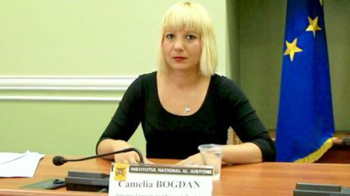 Judecătoarea Camelia Bogdan, exclusa din nou din magistratura