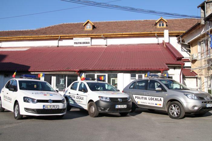 Poliţia Locală Râmnicu Vâlcea angajeaza sofer
