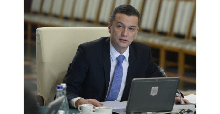 Sorin Grindeanu a transmis președintelui lista cu propunerile pentru patru portofolii în cadrul Guvernului