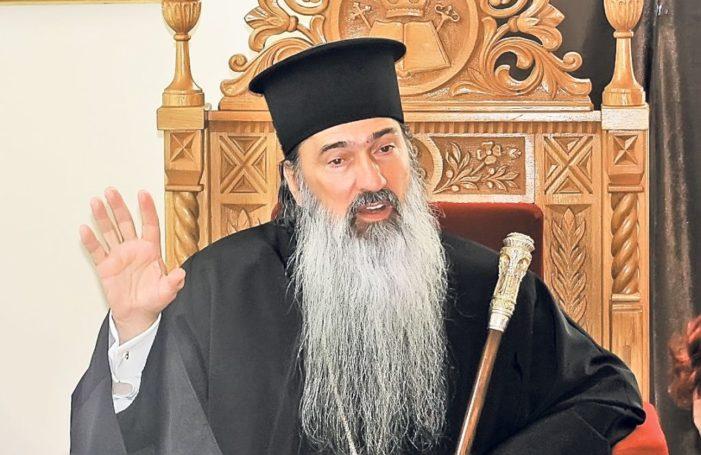 Petrescu Teodosie, Arhiepiscopul Tomisului, trimis in judecată