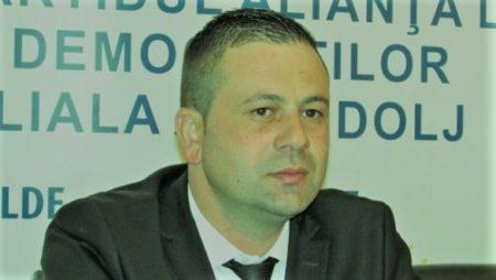 """Marius Cristian Tuță -primar Bucovăț-vicepreședinte ALDE Dolj : """" Sumele blocate de stat nu vor mai depăși datoria contribuabililor către ANAF"""""""