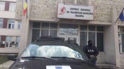 Perchezitii la Centrul de Transfuzii Sangvine Craiova. Ofiterii au surprins în flagrant o tranzacţie între un medic şi o asistentă de la centru şi un ofiţer DGA sub acoperire