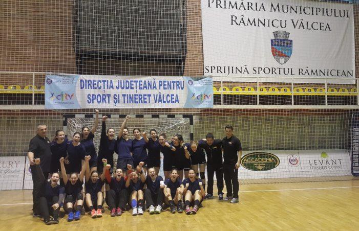 Viitorul handbalului mondial, la Râmnicu Vâlcea!