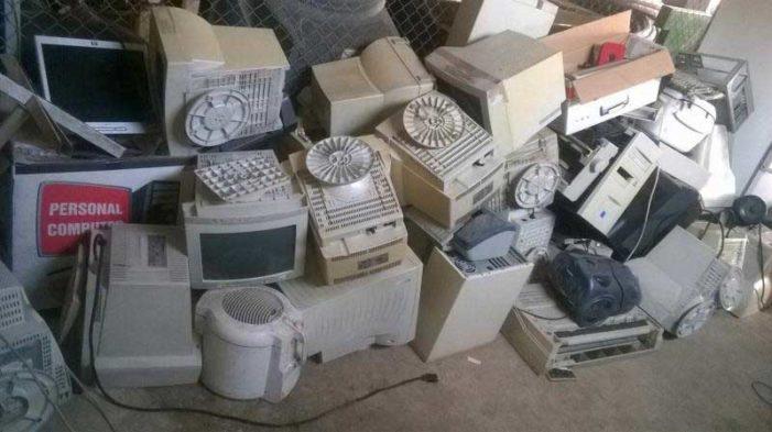Vineri, 30 martie, în Râmnic se colectează gratuit  deşeurile voluminoase şi deşeurile de echipamente electrice şi electronice