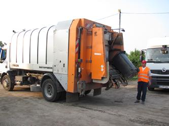 Craiova: SC Eco Sud SA a restricționat accesul auto-gunoierelor operatorului – SC Salubritate SRL