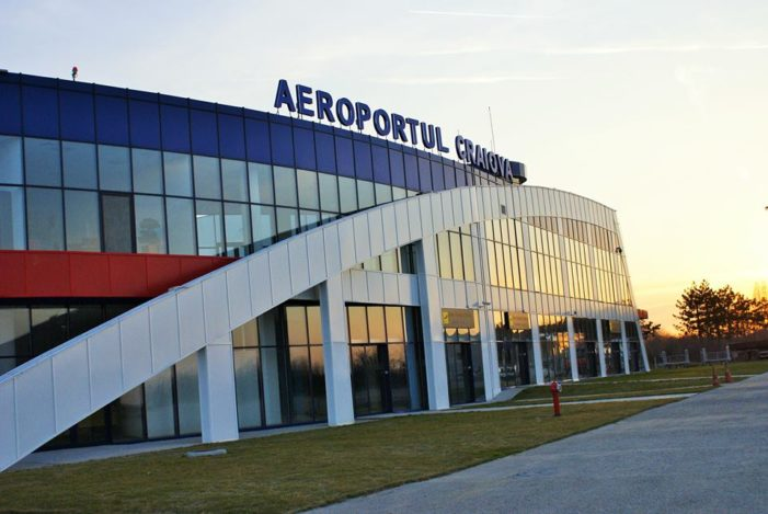 CJ Dolj: Record de pasageri pe Aeroportul Internațional Craiova