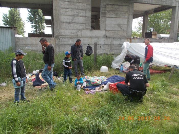 Valcea: Actiuni ale Politiei Locale petrecute chiar de sărbătoarea Înălţării Domnului