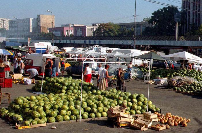 Craiova: Au început înscrierile pentru locurile de vânzare a pepenilor