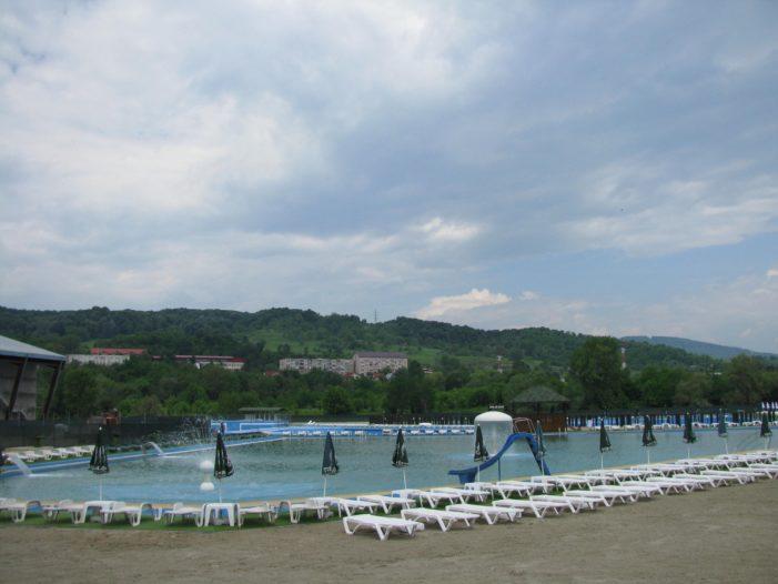 Valcea: Ştrandul Ostroveni s-a deschis pentru sezonul estival 2017