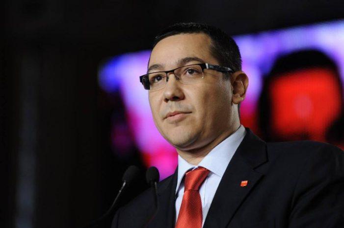 Ponta, numit Secretar General al Guvernului