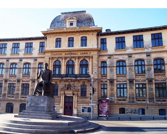 Primaria Craiova lanseaza licitatia pentru reabilitarea cladirii Colegiului Carol I